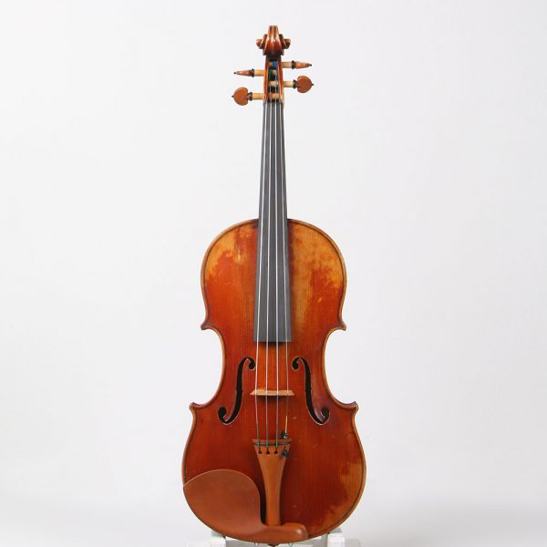August Germunder & Sons Violin New York, USA 1910