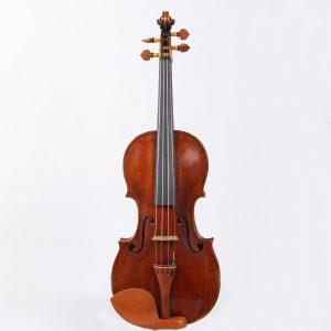 Johann Georg Voigt Violin Markneukirchen, Germany 1784