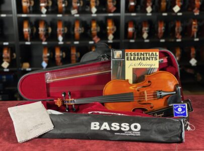LA Violin Shop Starter Kit!