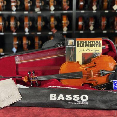 LA Violin Shop Starter Kit!